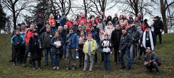 Visite découverte des richesses du lac de Créteil en hiver du samedi 26/01/2019
